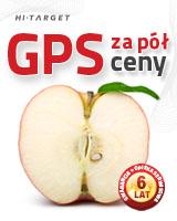 GPS za pół ceny